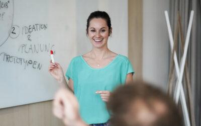 Talk mit Marion Hochwimmer: Wie du einen Job findest, der zu deinen Interessen, Stärken und Werten passt
